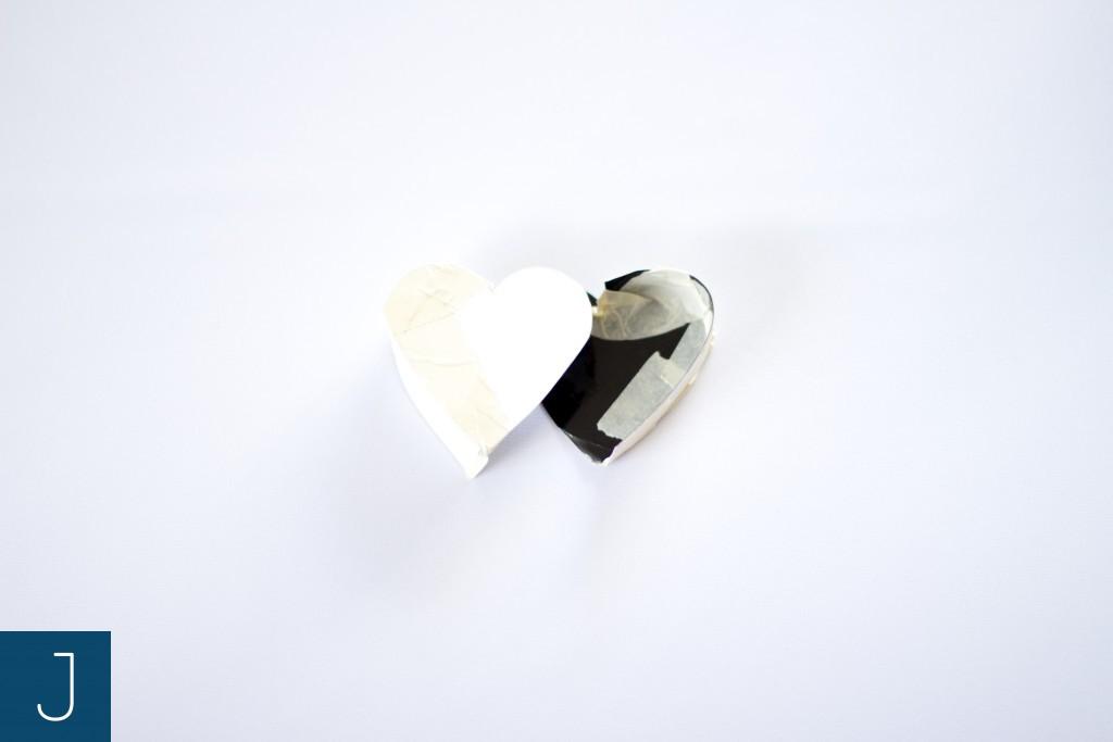 Mini pinata - łączenie części | Justine Crafts