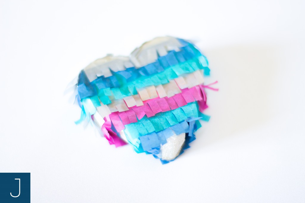Mini pinata | Justine Crafts