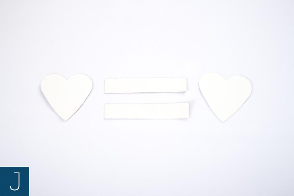 Mini pinata - wycięty kształt pinaty | Justine Crafts