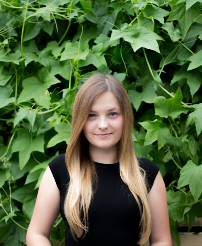 Justine Crafts - Justyna