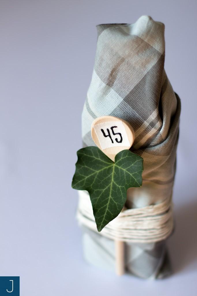 Pakowanie prezentów - 45 urodziny 2 | Justine Crafts