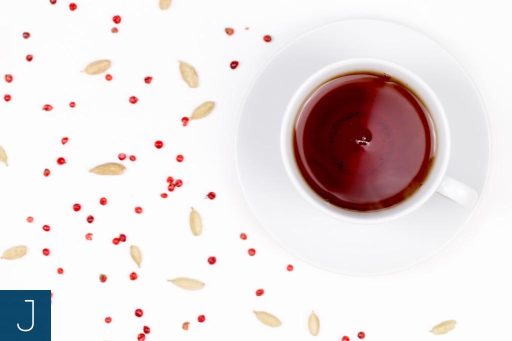 Rozgrzewająca herbata 2 | Justine Crafts