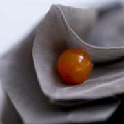 Bransoletka Twist Rose orange