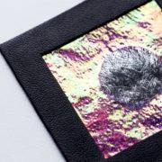 Naszyjnik geometryczny kwadrat 6 PF4 | Justine Crafts Jewelry