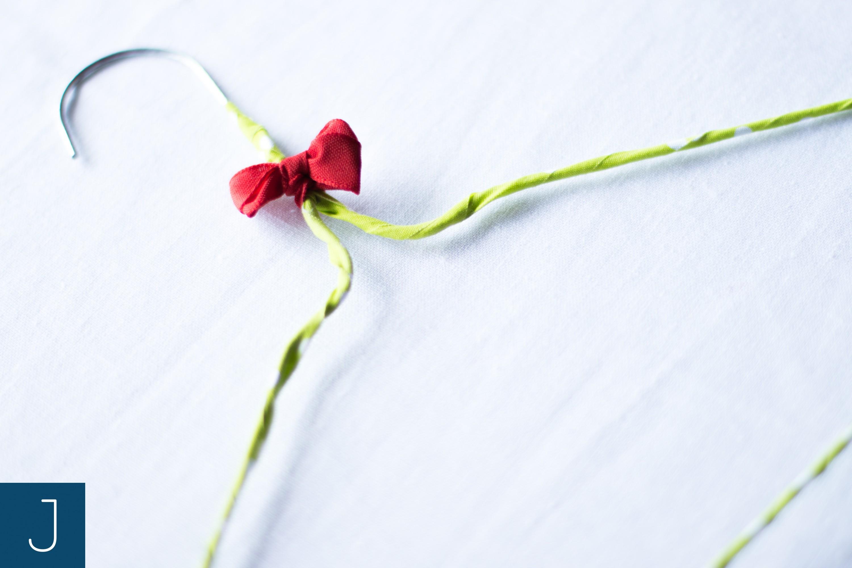 Wieszak z drutu | Justine Crafts