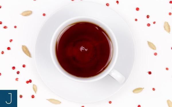 Rozgrzewająca herbata | Justine Crafts