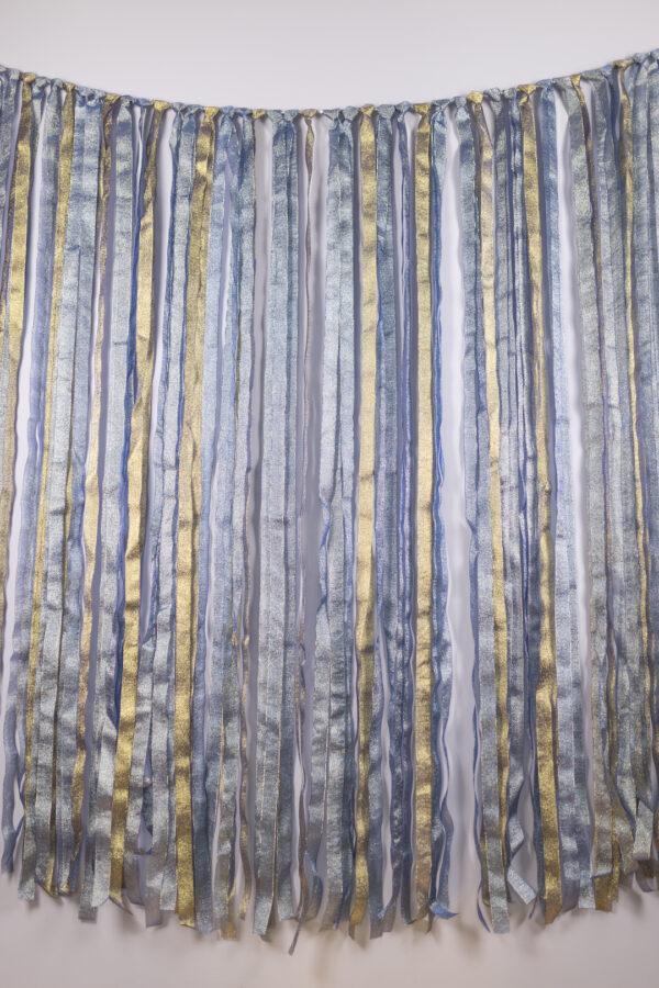 Justine Crafts | Wstążkowe tło