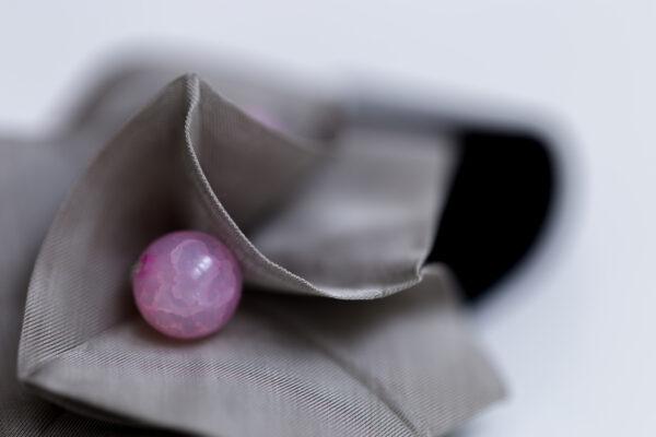 Bransoletka Twist Rose pink