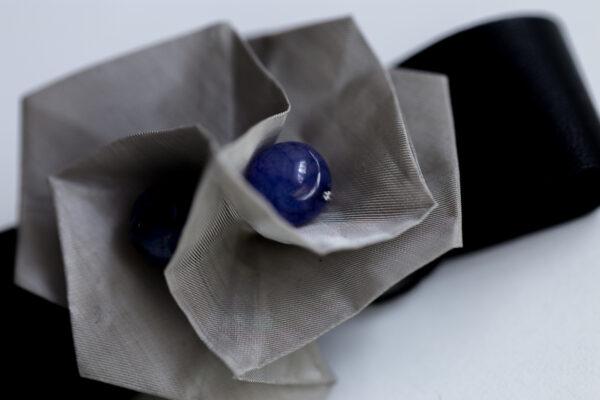 Bransoletka Twist Rose violet