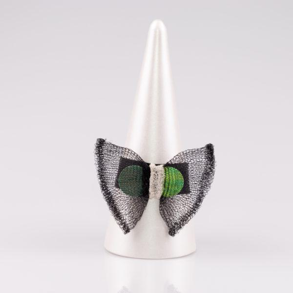 Bransoletka Black Butterfly | Justine Crafts