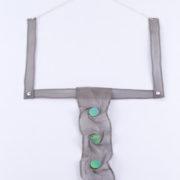 Naszyjnik Vertical Wave | Justine Crafts