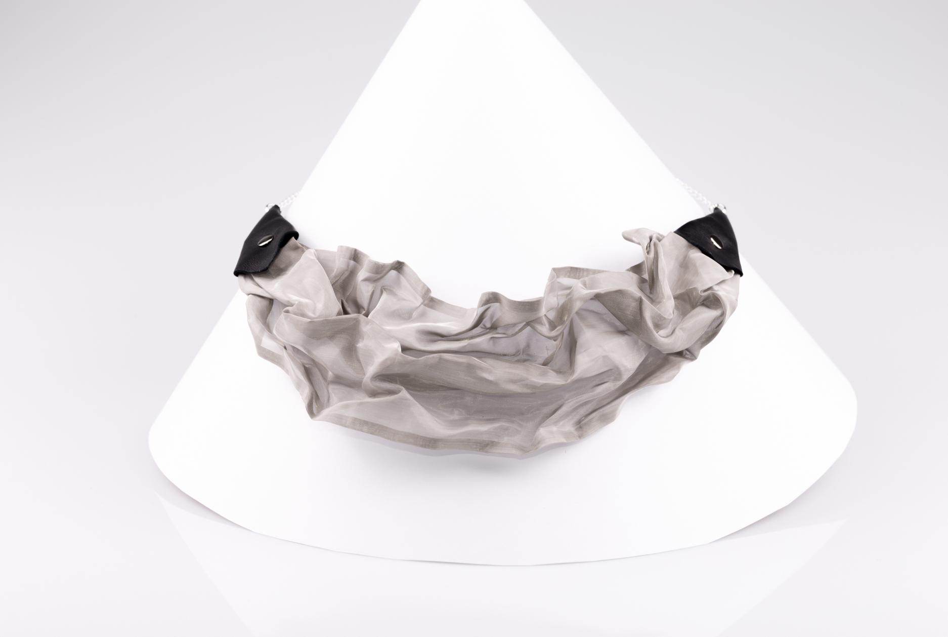 Naszyjnik rough sea | Justine Crafts