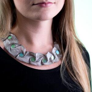 Naszyjnik Waves | Justine Crafts