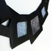 Naszyjnik geometryczny 345 | Justine Crafts Jewelry
