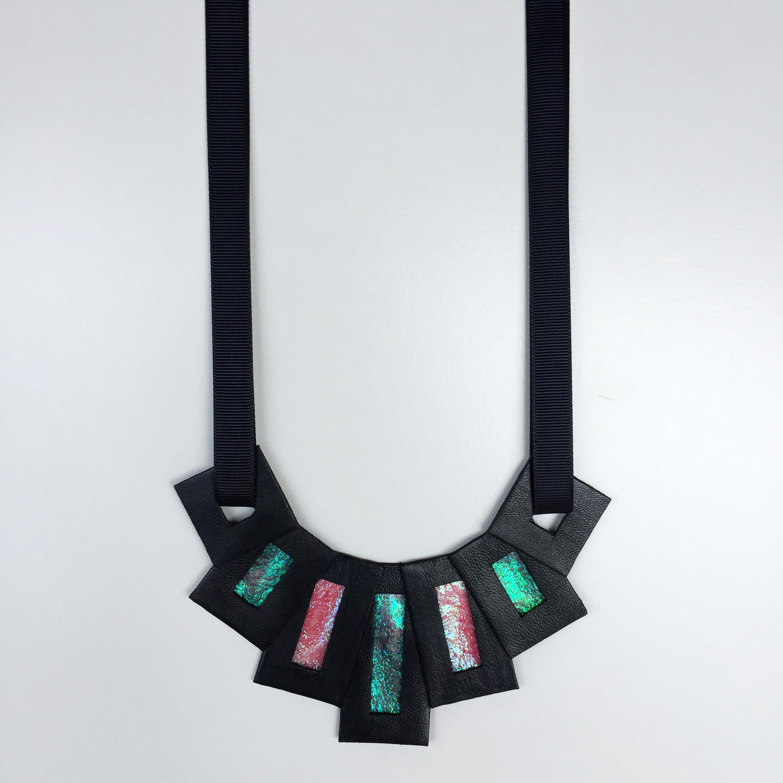 Naszyjnik geometryczny 3456 | Justine Crafts Jewelry