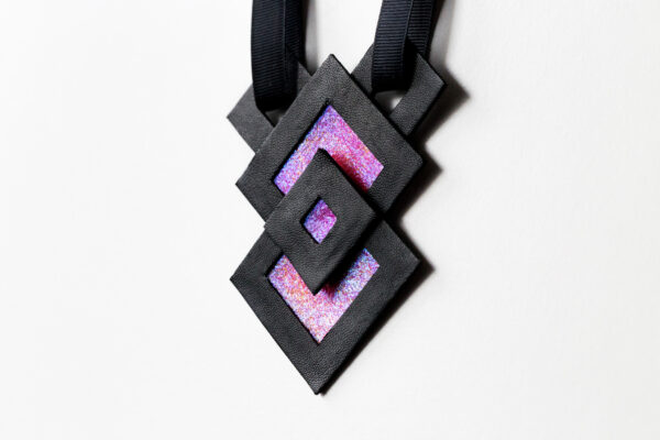 Naszyjnik geometryczny 35353 | Justine Crafts Jewelry