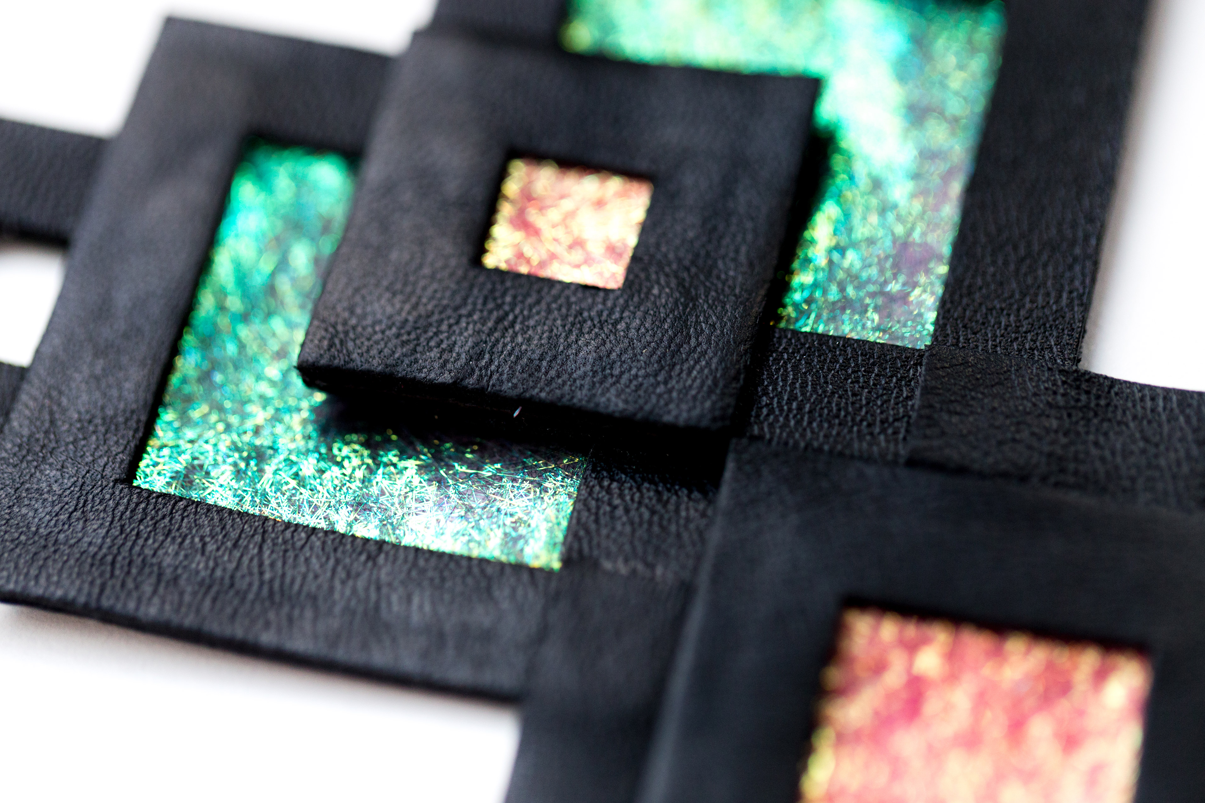 Naszyjnik geometryczny 353543 | Justine Crafts Jewelry
