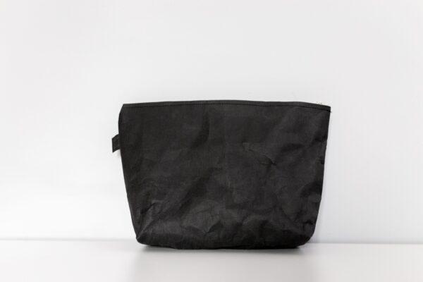Czarna kosmetyczka/torebka
